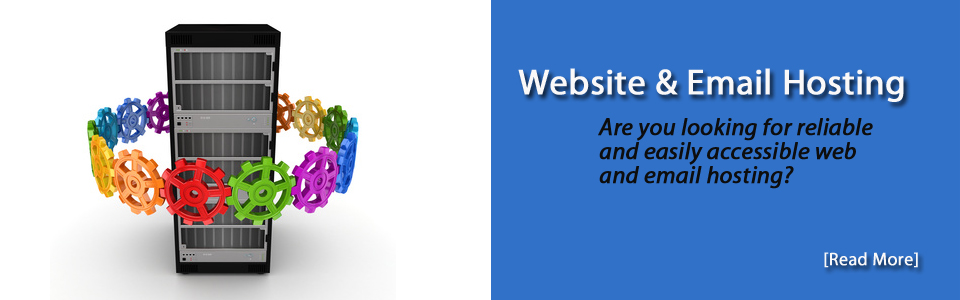 Website, Database & Email Hosting
