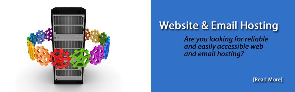 Website, Database & Email Hosting